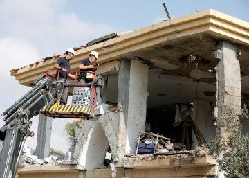 Israel ataca 20 posiciones en Gaza en respuesta al lanzamiento de cohetes