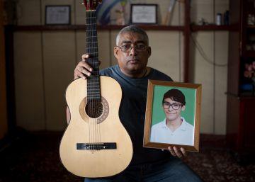 El joven mártir de las protestas en Nicaragua