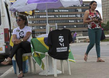 La justicia brasileña abre una investigación sobre la campaña de Bolsonaro