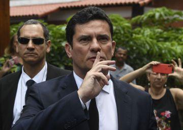 El juez que encarceló a Lula da Silva acepta ser ministro de Justicia de Bolsonaro
