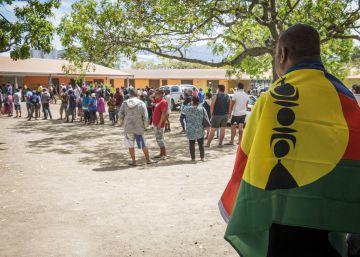 Nueva Caledonia rechaza separarse de Francia, según el avance del recuento