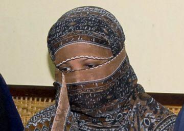 Sale de prisión Asia Bibi, la pakistaní condenada a muerte por blasfemia