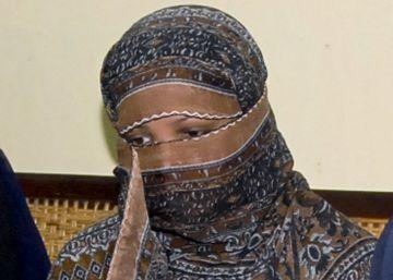 Asia Bibi sale de prisión, pero deberá permanecer en Pakistán