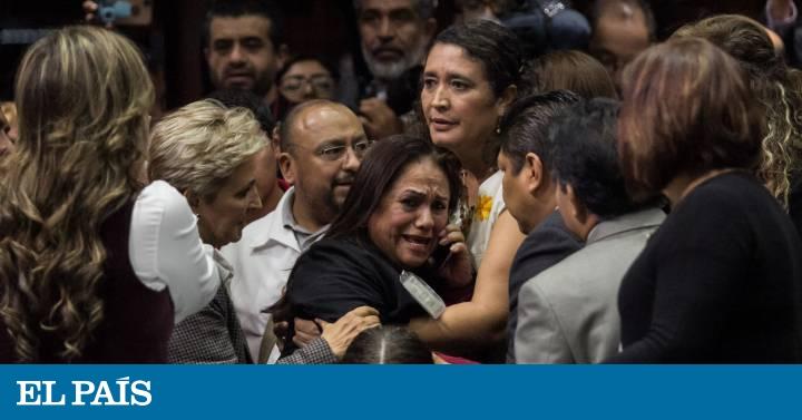 b5049451bf6 Carmen Medel  La epidemia homicida en México toca San Lázaro en plena  sesión del Congreso