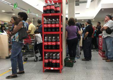 El hambre se triplica en Venezuela, según la FAO