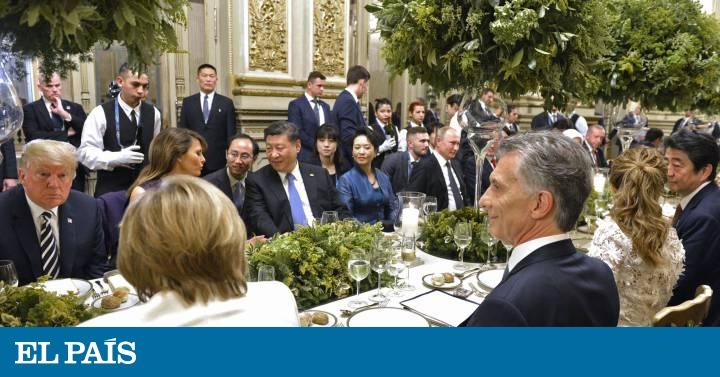 Los líderes evitan una condena del proteccionismo comercial