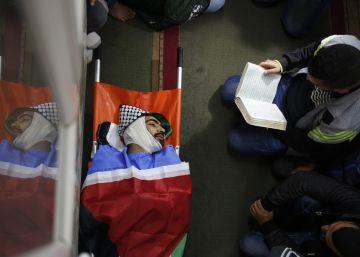 El joven palestino discapacitado abatido por la espalda no participaba en disturbios