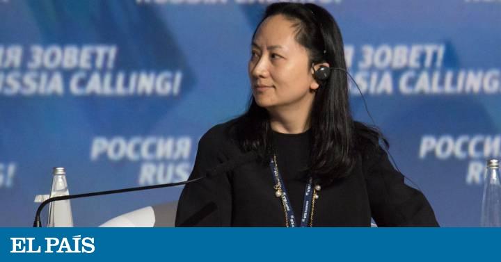 La justicia canadiense concede la libertad bajo fianza a la vicepresidenta de Huawei