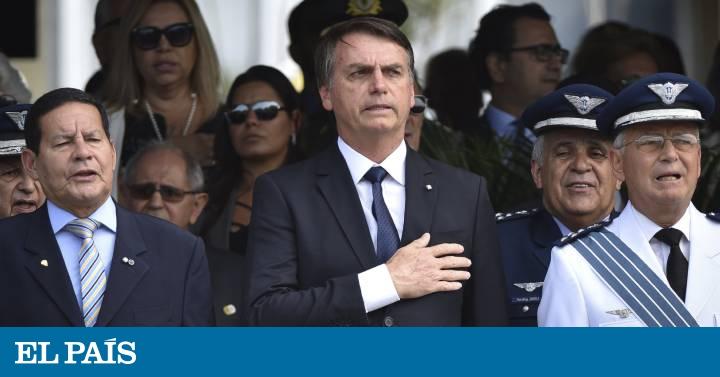Bolsonaro insiste en dar impunidad a los policías al afrontar su primera crisis de seguridad