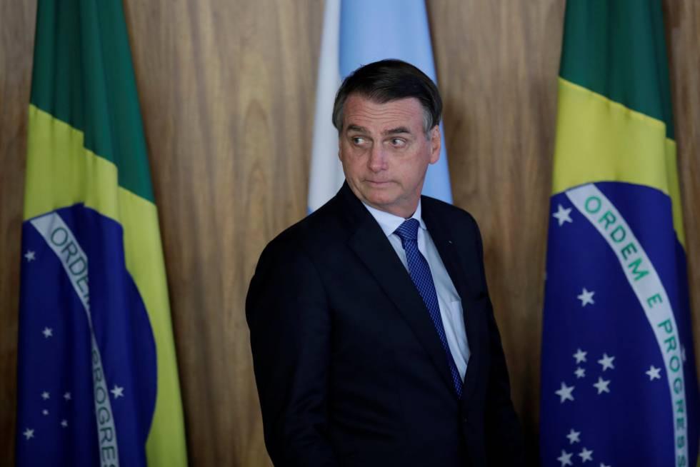 Bolsonaro viaja a Davos a suavizar su imagen y presentar un Brasil listo para hacer negocios