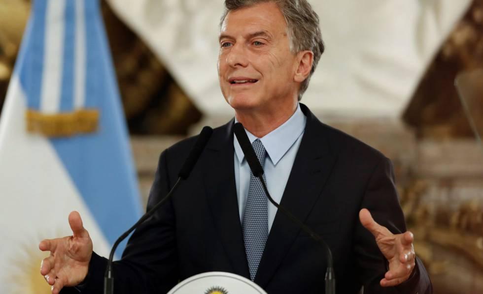 Macri firma un decreto para incautar bienes de corruptos y mafiosos antes de la condena penal