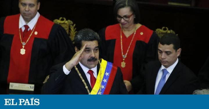Maduro se atrinchera en el poder con el apoyo de la cúpula militar