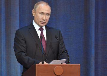 Rusia suspende también el pacto clave de control de armas nucleares con EE UU