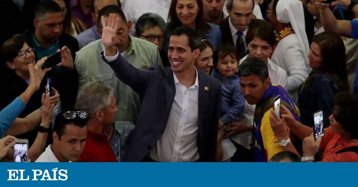 El chavismo busca inhabilitar a Guaidó con una investigación patrimonial