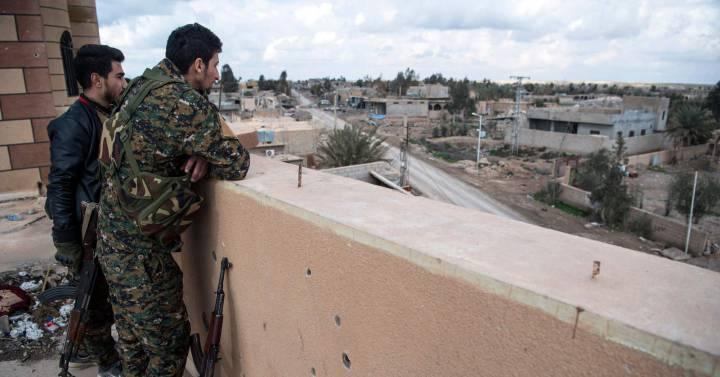 Los países europeos estudian cómo repatriar y juzgar a los yihadistas que combatieron en Siria