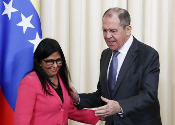 Venezuela trasladará las oficinas europeas de PDVSA a Moscú