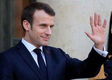 Macron reúne en París a los jefes de los servicios de espionaje europeos