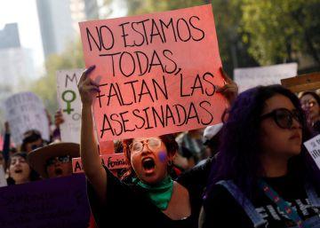 México lanza un plan para frenar los feminicidios tras limitar la ayuda a los refugios para víctimas de maltrato