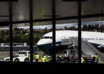 Los datos revelan similitudes entre los dos accidentes del Boeing 737 MAX