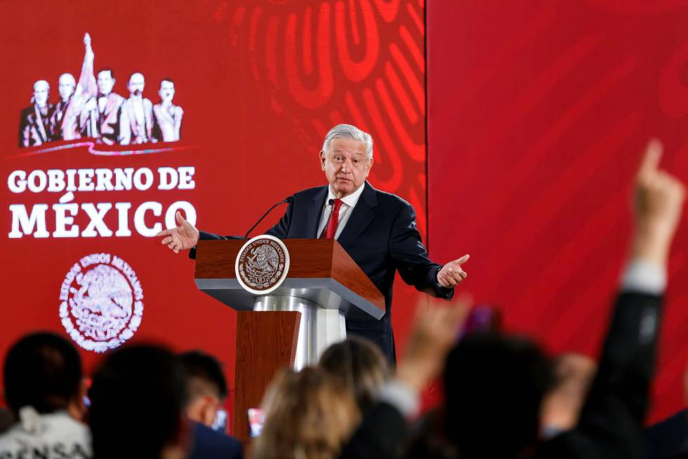 López Obrador se reúne con el yerno de Trump en México