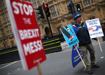 La UE ofrece una prórroga del Brexit hasta el 22 de mayo si Londres aprueba el pacto de salida de May