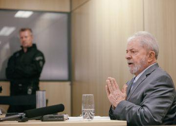 Lula da Silva: ?Podré seguir preso 100 años, pero no cambiaré mi dignidad por mi libertad?