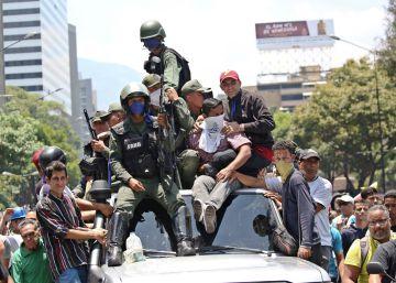 Guaidó y la oligarquía armada