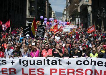 Los españoles son los más preocupados por la economía