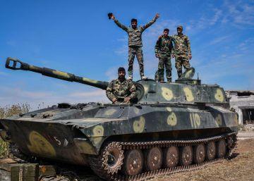 Siria, las cartas se barajan de nuevo