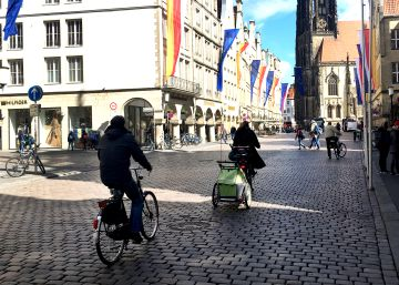 Münster, la irreductible ciudad alemana que frenó a la extrema derecha