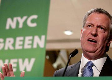 El alcalde de Nueva York anuncia su candidatura a las presidenciales de EE UU