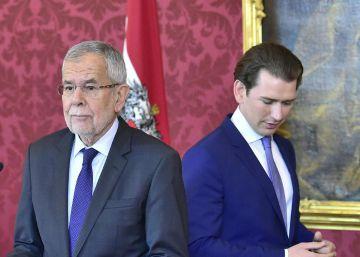 El presidente de Austria propone elecciones en septiembre tras la ruptura del Gobierno