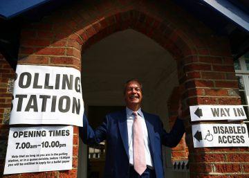 Claves en directo: Los británicos votan en medio de la tormenta política