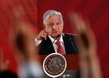 López Obrador responde a Trump: ?Los problemas sociales no se resuelven con impuestos?