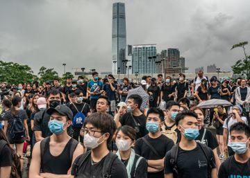 Las protestas en Hong Kong obligan a Pekín a jugar a la defensiva
