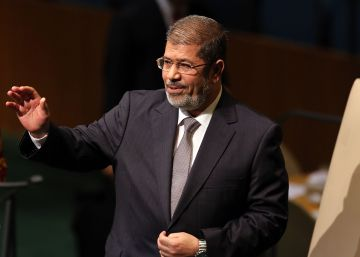 Muere el expresidente de Egipto Mohamed Morsi mientras era juzgado