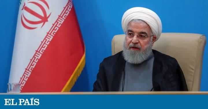 Presidente do Irã acusa os EUA de mentirem sobre seu desejo de negociar
