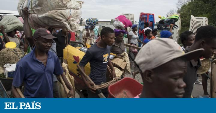 Dajabón: Cicatrices de una frontera sangrienta | Internacional | EL PAÍS