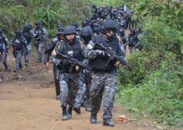 Ecuador lanza una gran ofensiva contra la minería ilegal