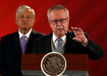 Dimite el ministro mexicano de Hacienda por sus discrepancias con López Obrador