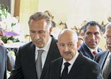 Collado, el abogado del poder mexicano
