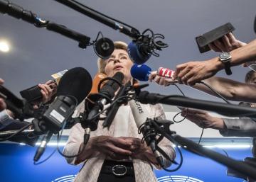 El SPD tilda de ?inadecuada? a Von der Leyen para la Comisión