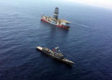 La disputa por el gas de Chipre eleva la tensión en el Mediterráneo Oriental
