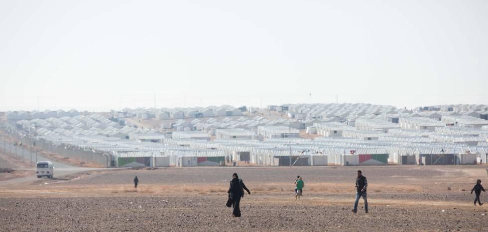 Los refugiados sirios se perpetúan en Jordania