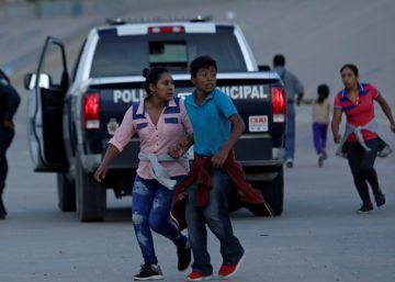 Las cesiones en migración aplacan los ataques de Trump a México