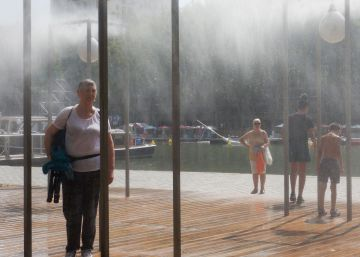 Europa occidental afronta una jornada de calor extremo