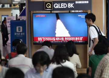 Corea del Norte afirma que los misiles lanzados fueron un aviso para Corea del Sur