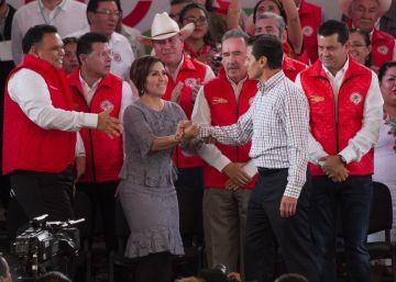 La Fiscalía mexicana lleva a la justicia a una ministra de Peña Nieto por corrupción