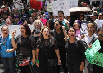 Las contradicciones marcan la investigación de una violación cometida por policías en Ciudad de México