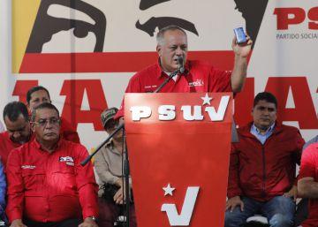 Diosdado Cabello niega haber participado en conversaciones secretas con Estados Unidos